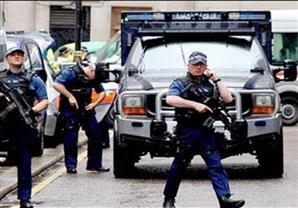 بريطانيا: الشرطة تُفجّر عبوة مشتبه بها في مهرجان للمثليين