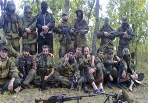 القوات الخاصة الروسية تقتل 8 من داعش في القوقاز