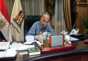محافظ الوادي الجديد يعتمد نتيجة مديري الإدارات التعليمية