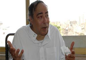 إبن شقيق الفنان صلاح السعدني يكشف حالته الصحية