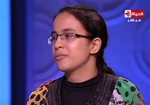"""بالفيديو: صاحبة """"صفر الثانوية"""" تكشف عن حقائق خطيرة فى ورقة إجابتها"""