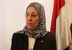 وزيرة القوى العاملة توضح اجازة القطاع الخاص ليوم إفتتاح القناة الجديدة