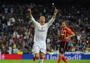 مباراة ريال مدريد وشاختار دونستيك بدوري الأبطال