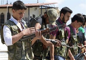 قوة أمريكية خاصة تصل شمال سورية لتدريب المُعارضة