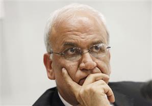 عريقات: شروط رئيس الوزراء الإسرائيلي للتفاوض تدمر خيار حل الدولتين