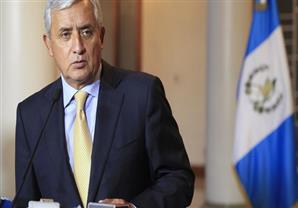 منع رئيس جواتيمالا من مغادرة البلاد بسبب اتهامات بالفساد
