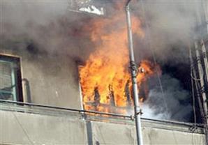 السيطرة على حريق محدود بشقة بالحوامدية