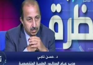 الدكتور حسن ناجى يوضح من لهم الحق في العلاج بالخارج على نفقة الدولة