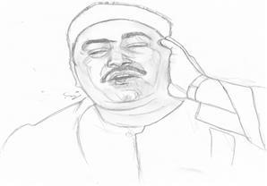 1من نوادر الشيخ الطبلاوي الرائعة التلاوة من سورة يونس