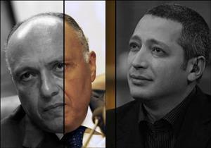 تعليق تامر أمين على مشاركة وزير الخارجية في جنازة شيمون بيريز