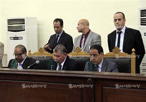 """اليوم.. الحكم في إعادة محاكمة متهم بقضية """"اقتحام قسم مدينة نصر"""""""