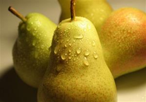 5 فوائد مذهلة للكمثرى.. فاكهة الخريف