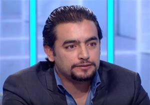 """تعليق هاني سلامة على تصريح غادة عبد الرازق حول مشهد جمعه بها في """"الريس عمر حرب"""""""