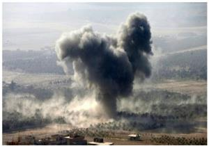 """مسلحو تنظيم الدولة الإسلامية يشنون هجمات """"عنيفة"""" على قضاء الرطبة غربي العراق"""