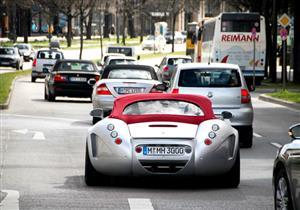 دراسة: تكشف عن زيادة قدرة محركات السيارات التي يقتنيها الألمان