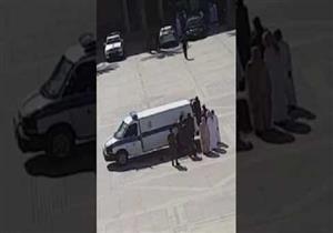 """اعتقال سعودي صوَّر """"مشهد القصاص"""" - فيديو"""