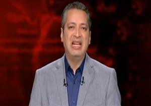 """تامر أمين ردًا على سخرية مسؤول سعودي من السيسي: """"دمه يُلطش"""""""