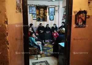 مصراوي في منزل مجدي مكين.. سواد وبكاء ومطالبات برد الحق -(فيديو وصور)