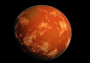 باحثون: عواصف ثلجية جامحة تهب ليلا على المريخ