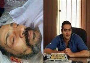"""حبس ضابط الأميرية و3 أمناء الشرطة ٤ أيام بتهمة قتل """"مجدي مكين"""""""