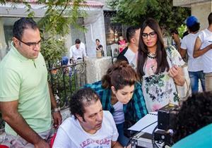 """بالصورة- آيتن عامر تنشر أول أفيشات """"يا تهدي يا تعدي"""""""