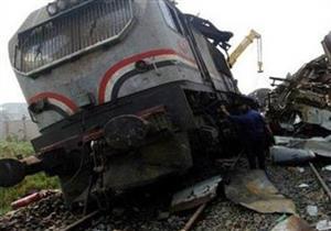 السكك الحديدية تنفي تصادم قطارين بخط المناشي