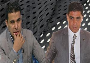 تراشق بالألفاظ بين خالد الغندور وإبراهيم نور الدين على الهواء - فيديو