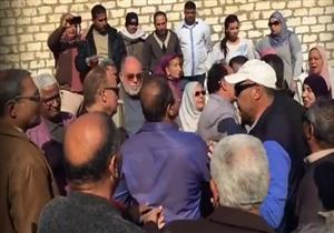 الفيديو المتسبب في القبض على رجل الأعمال مدحت بركات