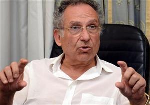 ماذا قال ممدوح حمزة في ذكرى تنحي مبارك