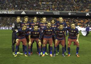 بالفيديو- برشلونة يفرض التعادل على فالنسيا في الوقت القاتل ويصعد لنهائي كأس الملك
