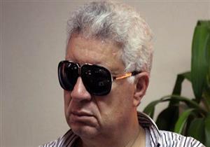 """بالفيديو- مرتضى منصور يغلق الهاتف في وجه مذيع """"الحياة"""" بسبب """"ميدو"""""""