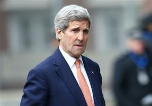 """جون كيري: جهود روسيا وسورية لوقف إطلاق النهار """"مجرد كلام"""""""