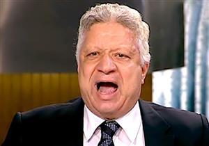 """مرتضى منصور: """"اللى يقل أدبه هديله بالجزمة وأنا أقدر على بلد بالكامل"""""""