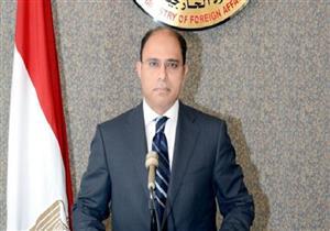 السفير المصري بروما يستقبل جثمان الطالب الإيطالي