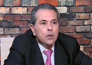 """توفيق عكاشة منفعلاً: """"مصر مهددة بالإفلاس والشعب نايم وبيشخر"""""""