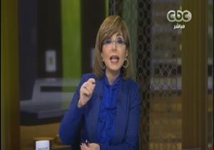"""لميس الحديدي: مشهد سير سيارة الرئيس على """"طريق أحمر"""" مستفز"""