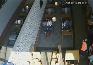 فيديو للراكب الصومالي الذي منعه القدر من تفجير طائرة تركية
