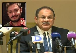 بالفيديو- أول تعليق لوزير الداخلية عن مقتل الشاب الإيطالي