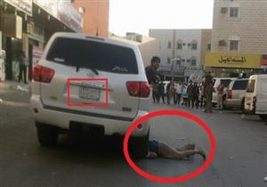 بالفيديو- تفاصيل جديدة في حادثة دهس مواطن مصري بالسعودية