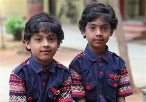 بالفيديو: مدرسة هندية تضم 29 توأما