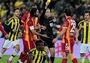 إردوغان يحذر من وجود مؤامرة بعد انتهاء مباراة في كأس تركيا بشجار