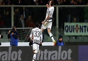 أهداف المباراة المثيرة بين (فيورنتينا 1 - يوفنتوس 2 ) بالكالشيو