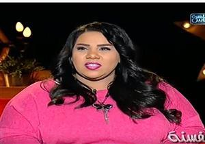 """بالفيديو- شيماء سيف ترقص بلدي على الهواء بـ""""المتوحشة"""""""