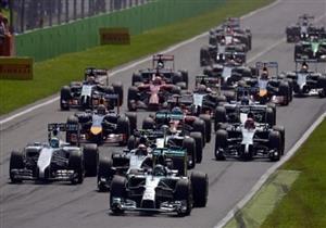 روزبرج يتوج بلقب سباق روسيا لفورمولا1