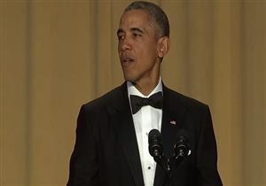 """بالفيديو: أوباما يرمي الميكروفون في """"العشاء الأخير"""" مع صحفي البيت الأبيض"""