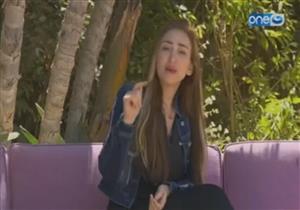 """بالفيديو- عقب عودة """"صبايا الخير"""".. ريهام لجمهورها: """"سامحوني لو غلطت"""""""