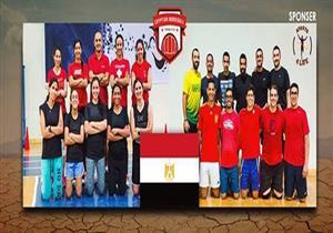 """مؤتمر صحفي للإعلان عن الاتحاد المصري للعبة """" Dodgeball"""" عبر موقع مصراوي"""
