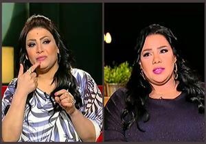 بدرية طلبة تحرج شيماء سيف على الهواء