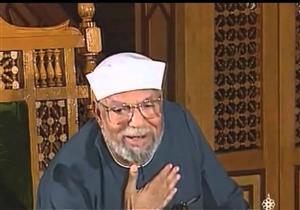 """""""وهو الذى فى السماء اله وفى الارض اله"""" - الشيخ الشعراوي"""