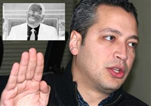 """تعليق تامر أمين على الصورة """"النيجاتيف"""" لوزير الداخلية"""